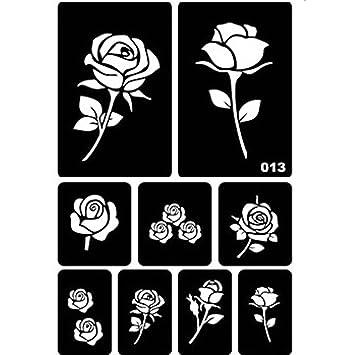 Plantilla del Tatuaje, Anself Plantilla de Dibujo, Plantilla de ...
