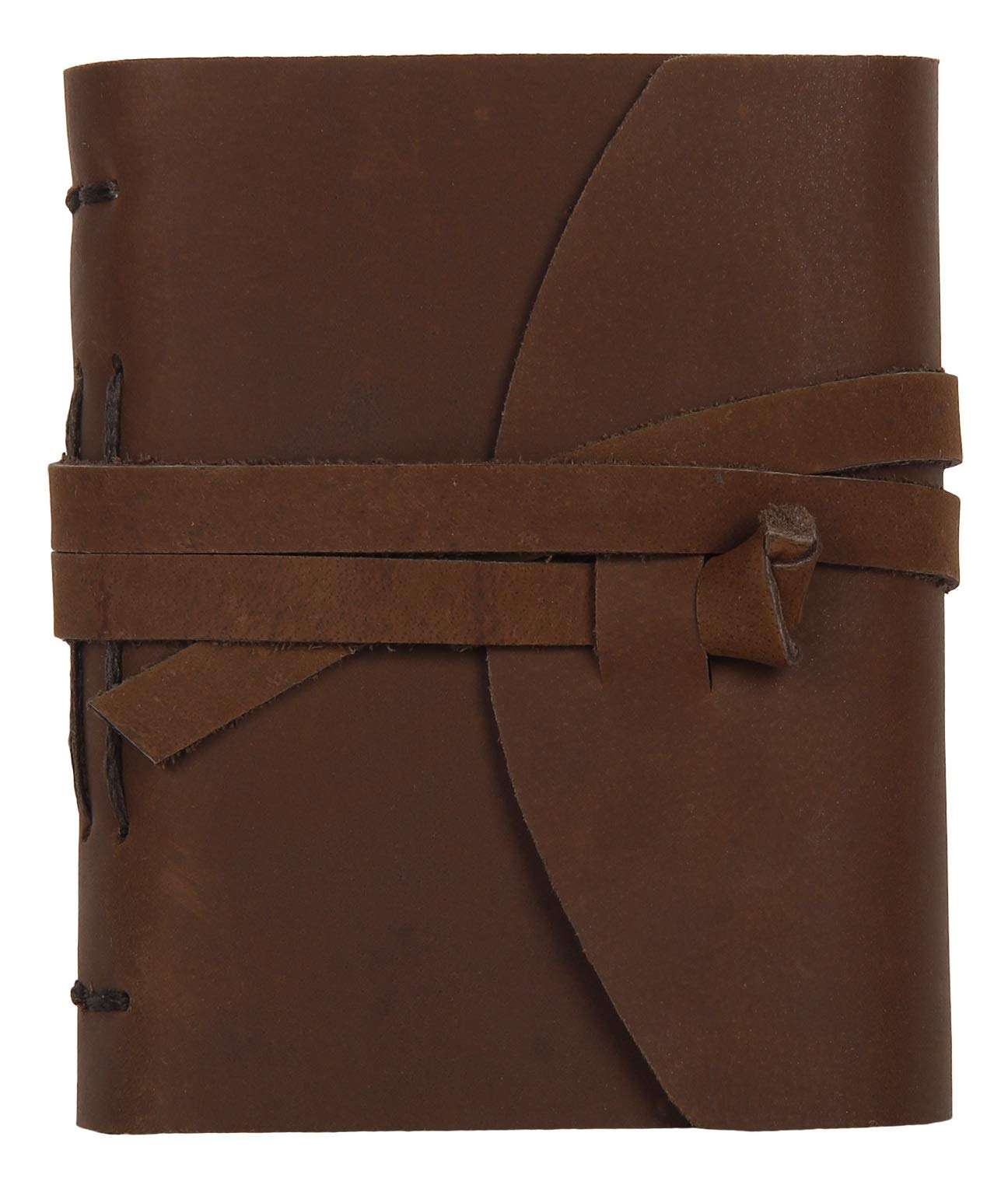 Leather Notebook Journal Diary - College Planner & Field Notes Notebook for Men & Women by Rustic Town