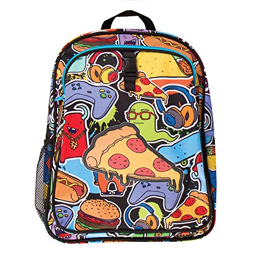 Style.Lab 76467 Junk Food Scented Backpack, Multi]()