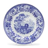 Blue Room Collection by Spode, Stoneware Dinner Plate, Aesops Fables