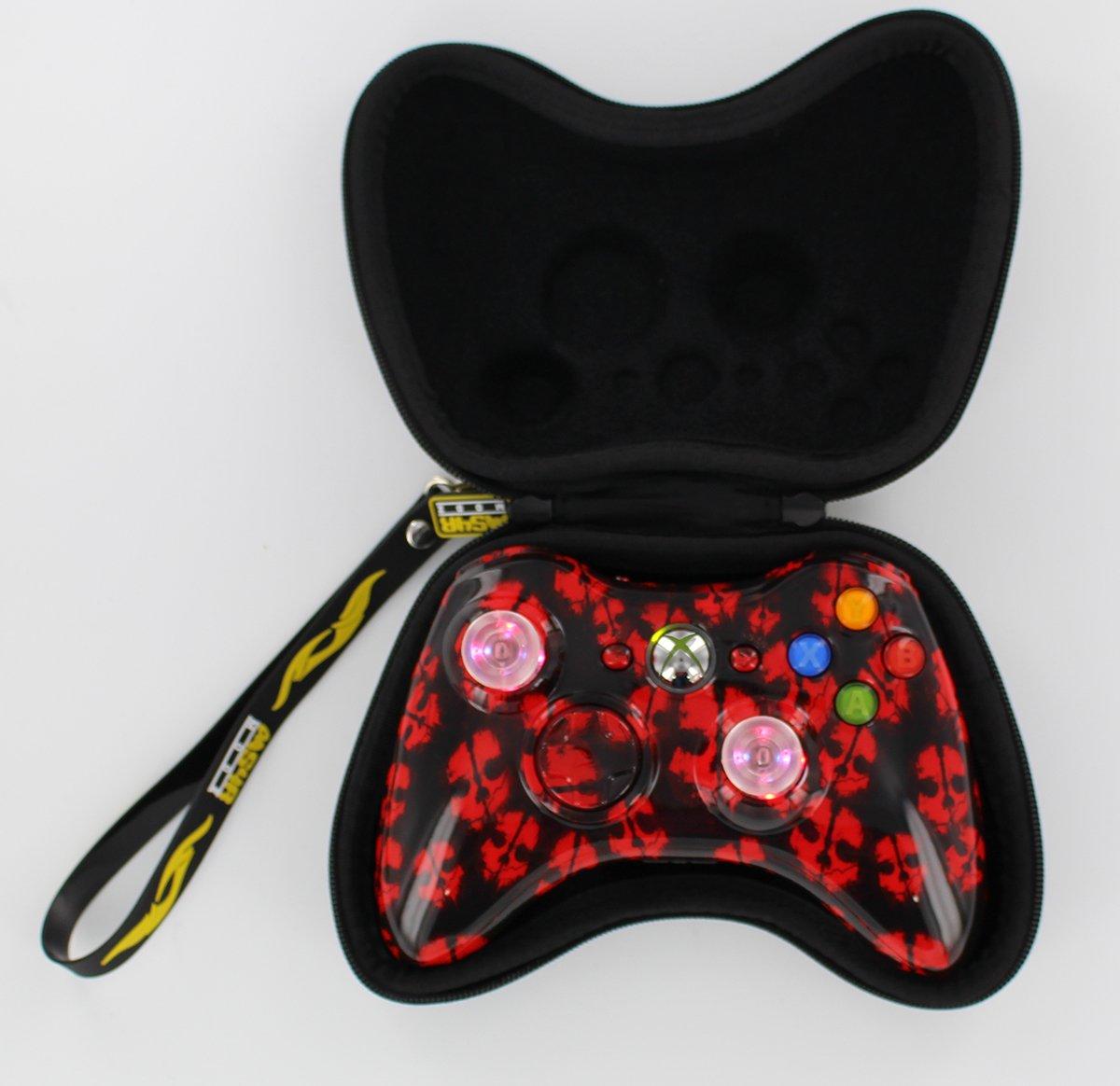 Amazon com: Iron Man (Chrome Red/Gold) Xbox 360 Modded