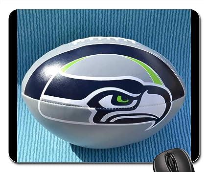 Amazon Com Mouse Pads Seattle Seahawks Seahawk Logo