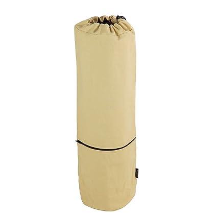 Yoga funda Canvas Bag, grandes Funda para esterilla de yoga ...