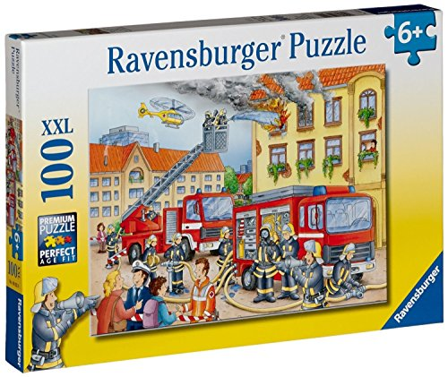 (Ravensburger Fire Department - 100 Piece Puzzle)