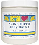 Aging Hippie Patchouli Aromatherapy Body Butter