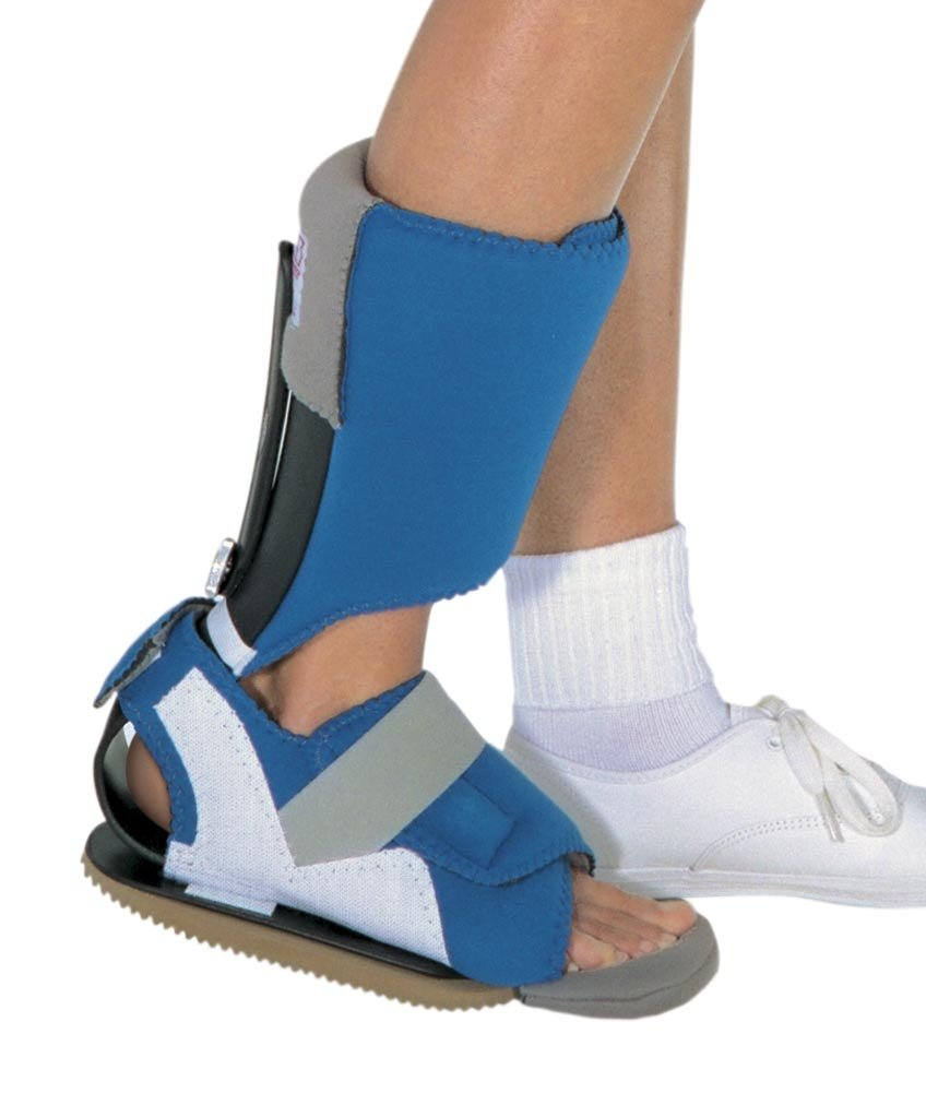 RCAI MPO 2000 Active Multi-Podus Boot with Ambulatory Attachment, Large by Multi-Podus