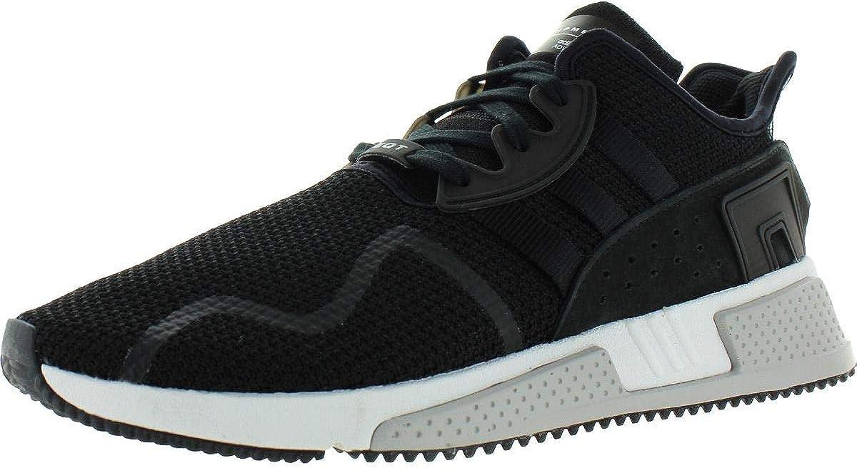 adidas Originals EQT Cushion Advance Men's Shoes Core Black/Core Black/White by9506