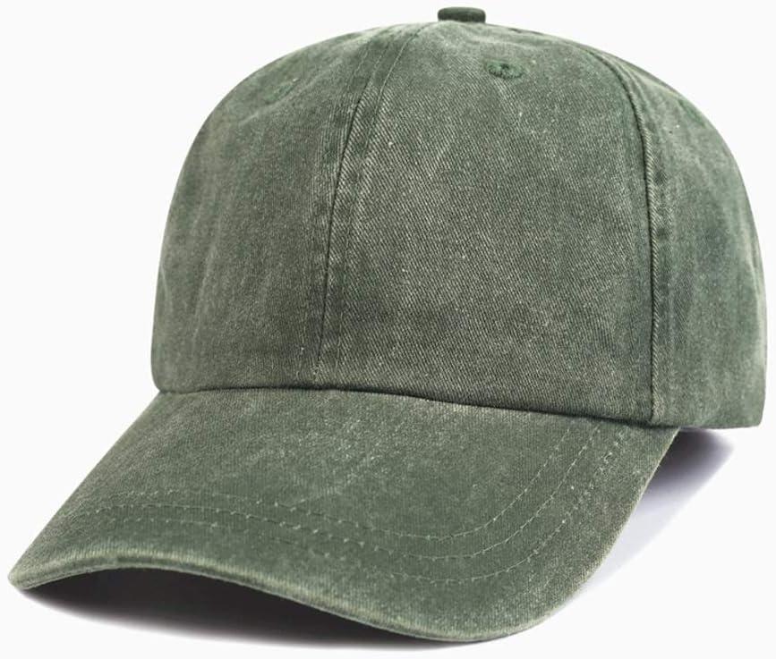 HXXBY Uomini e Donne neutrali Arte nostalgica Stile retr/ò Cotone Soft Top Primavera e Autunno Baseball Giardinaggio Pesca Sportiva Cappello Protezione Solare