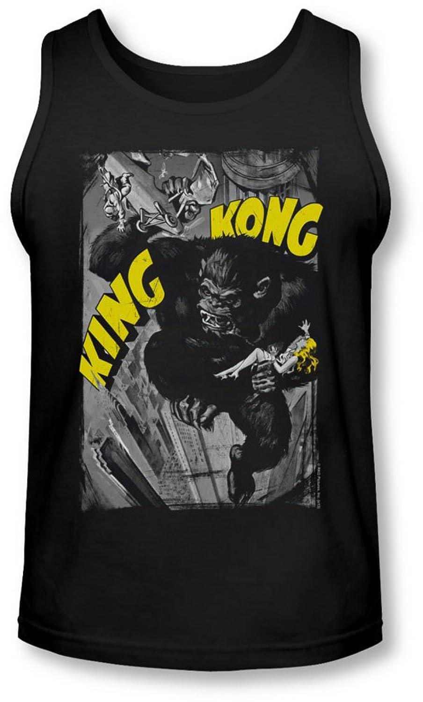 King Kong - Mens Crushing Poster Tank-Top