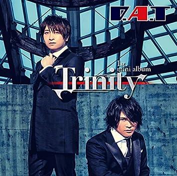 amazon co jp d a t 1st ミニアルバム trinity 豪華盤 音楽