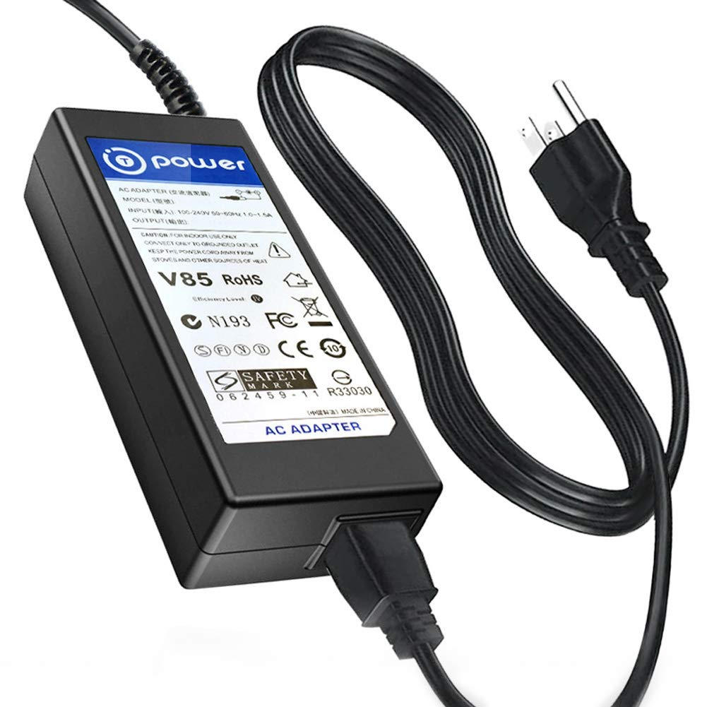 T-Power Ac Adapter for 5-PIN G-Technology G-DRIVE 320GB FW400/FW800/USB ( P/N: 0G00069 ) Charger Power Supply