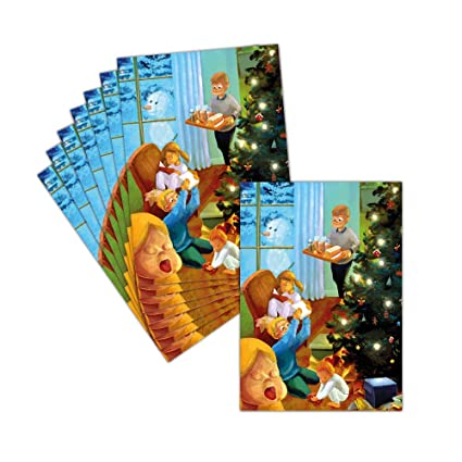 Tarjeta Navidad - Joyeux Noel - 8 tarjetas - Tarjeta Le ...