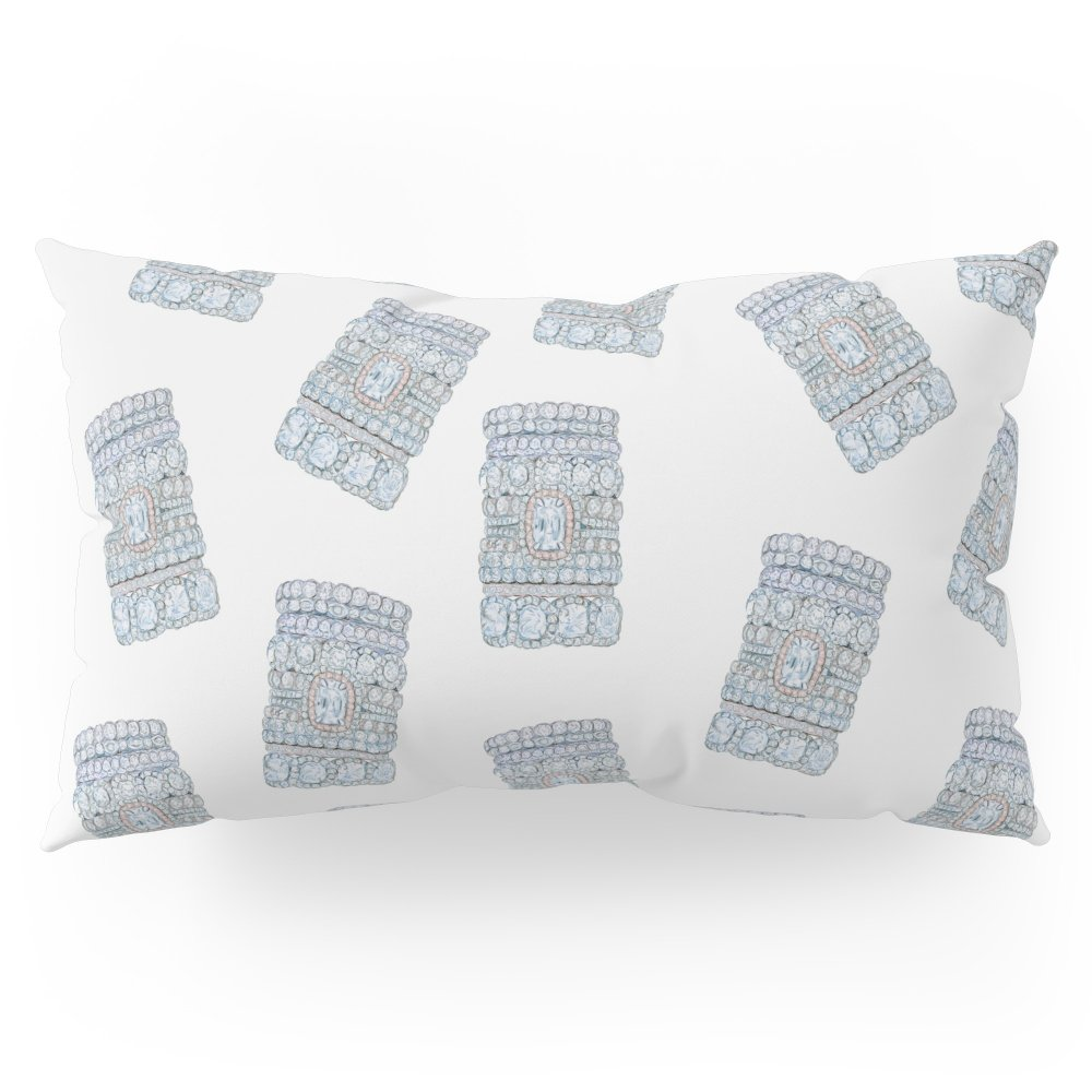 Society6 Henri Daussi Pillow Sham King (20'' x 36'') Set of 2