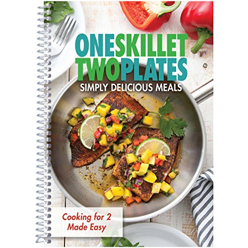 One Skillet Two Plates