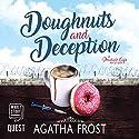 Doughnuts and Deception Hörbuch von Agatha Frost Gesprochen von: Rebecca Courtney