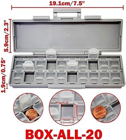 Caja de herramientas Caja de almacenamiento Caja de plástico ...