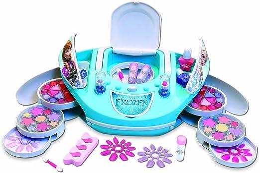 Frozen - Maquillaje musical (Simba Dickie 5953017): Amazon.es: Juguetes y juegos