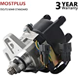 MOSTPLUS New Ignition Distributor for Toyota Corolla 1.8L 93 94 Celica ST 94 95 8AFE