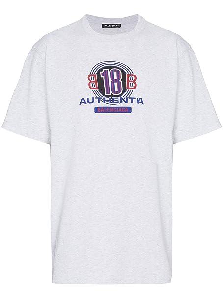 Balenciaga Camiseta - para Hombre  Amazon.es  Ropa y accesorios 9bc05086029c