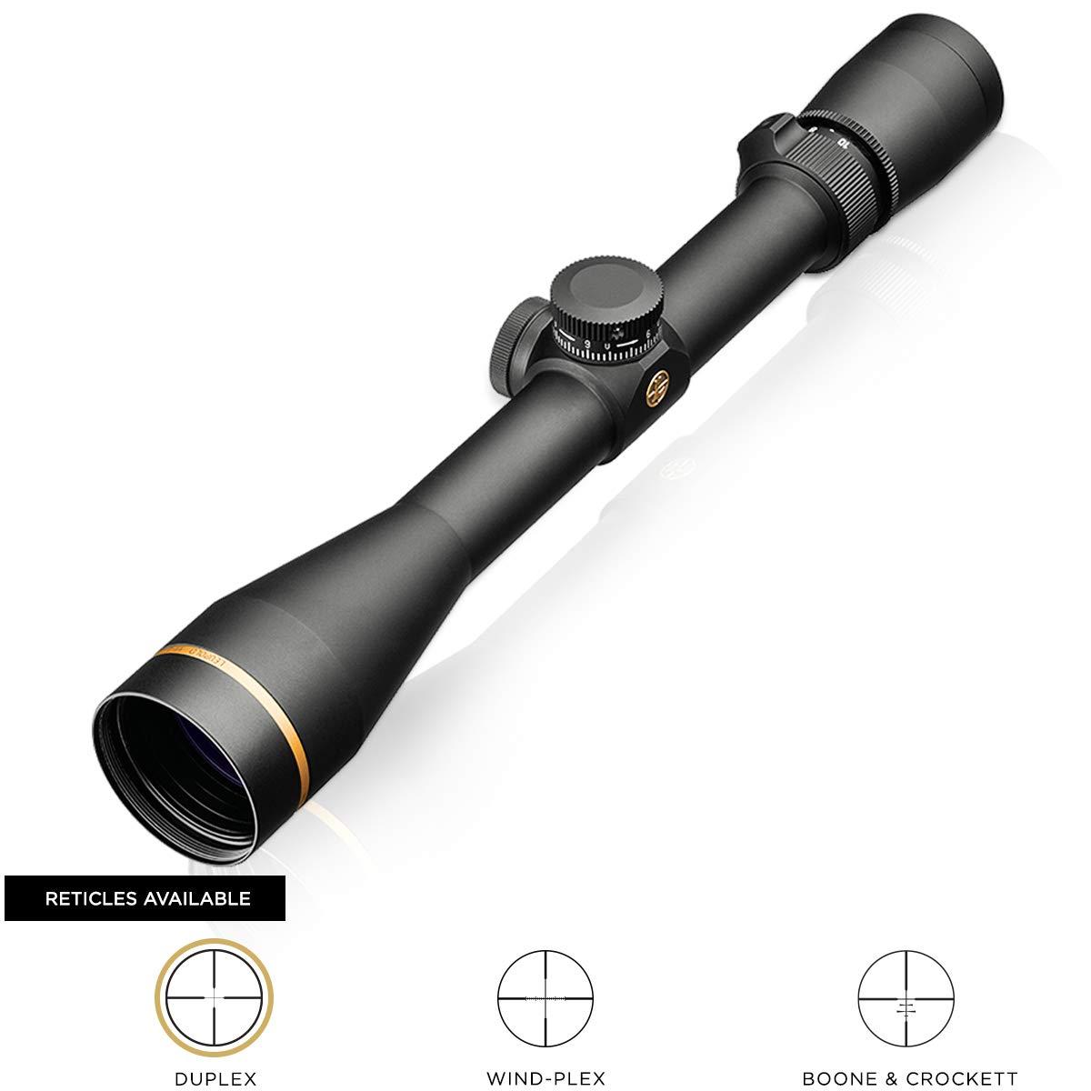 Leupold VX-3i 3.5x10x40mm Rifle Scope 170683 Matte Duplex CDS