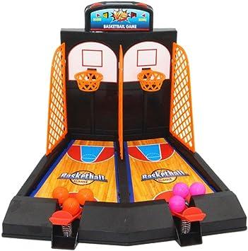 YeahiBaby Juego de máquina de Baloncesto Juego de Mesa de Tiro ...