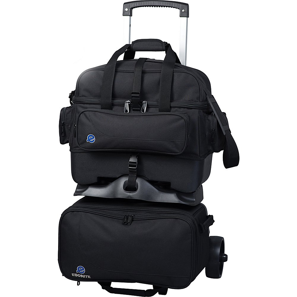 Image of Bowling Roller Bags Ebonite Transport Four Ball Bowling Roller Bag