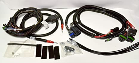 Western Snow Plow Wiring Harness Pigtails on