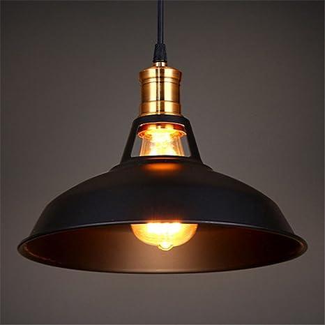Iluminación Industrial Colgante, Lampara Colgante Vintage ...