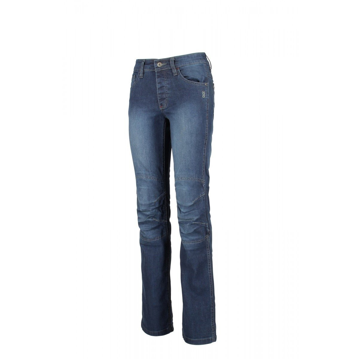 Denim OJ Venere Lady Jeans 4 Saisons Tissu Externe en Denim Extensible 40