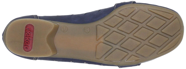 new high quality new styles outlet Rieker 40076 Damen Mokassin