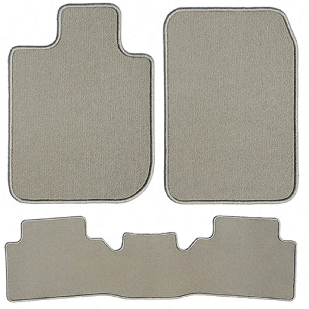 2004 Chrysler Town and Country Beige Loop Driver 2002 2003 GGBAILEY D4561A-S2B-BG-LP Custom Fit Car Mats for 2001 Passenger /& Rear Floor