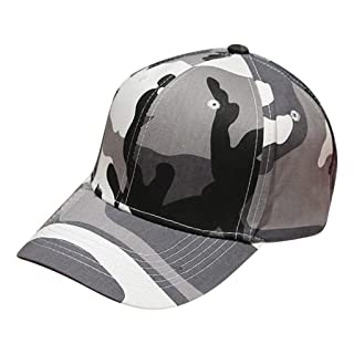 Yesmile Sombrero Gorra de Beisbol Unisex de Bollos Desordenado Cola de Caballo Sombrero Liso de Camionero Gorra de Visera de béisbol Sombrero de papá