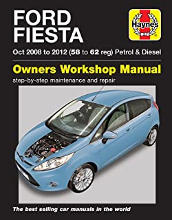 Ford Fiesta (Oct 08-Nov 12) Update