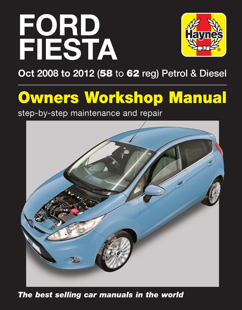 Ford Fiesta (Oct 08-Nov 12) Update: Amazon.es: John Mead, Martynn Randall: Libros en idiomas extranjeros