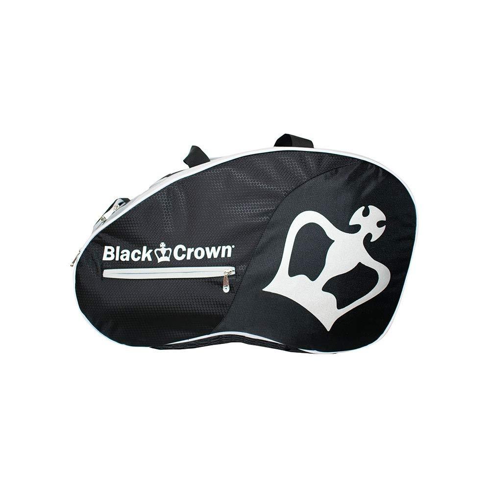 Black Crown Paletero Tron Plata