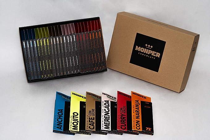 Monper Chocolate - Pack Original 24 u.