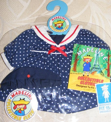 Madeline Ragdoll Casual Dress Outfit (1999) -