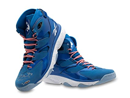 3119915a6d270d Shaquille O Neal Autographed Reebok Shaq Attaq IV Shoe