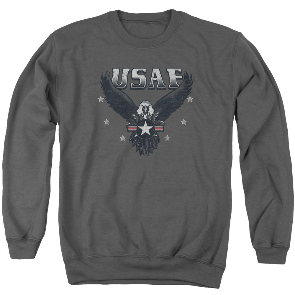 Airforce Herren Sweatshirt Opaque Grau grau