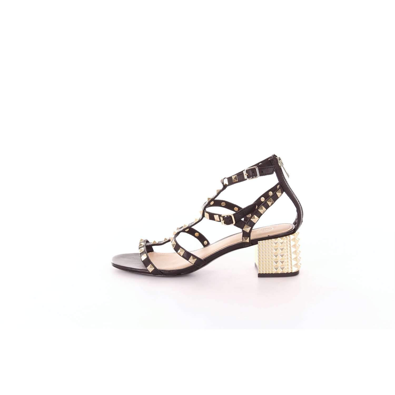 ASH Rolls Sandalen Damen schwarz 39 -