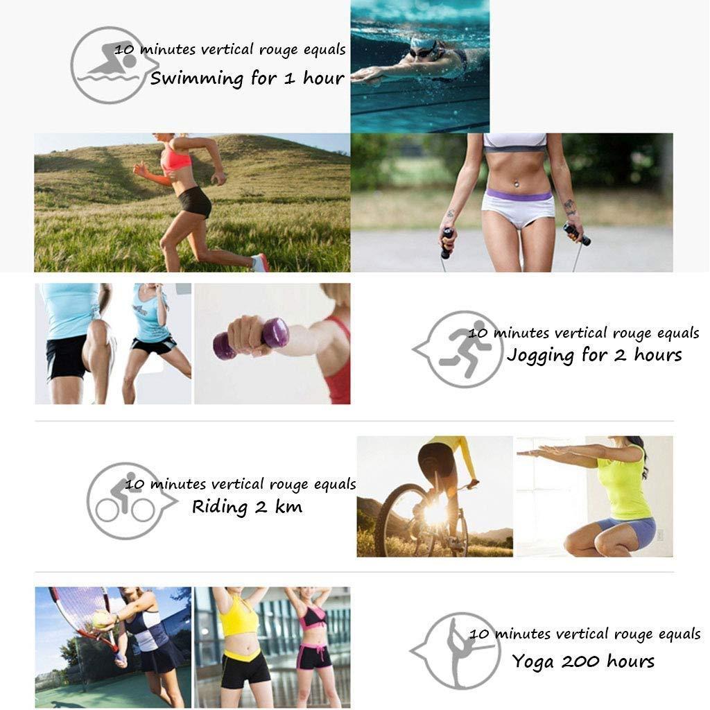 YFFSS Fitness Vibration Platform Workout Machine Equipo de ...
