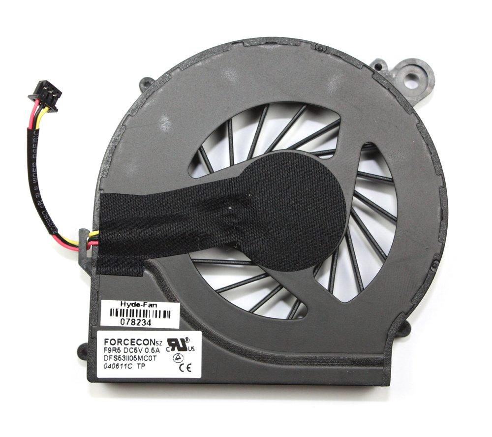 HP Pavilion G6-1031se Version 1 (Please check the picture) Compatible Laptop Fan 3 Pin Version Power4Laptops