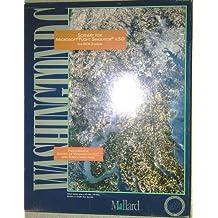 Washington Dc Scenery for Microsoft Flight Simulator V.5.0 for DOS Systems