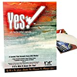 Yes! Canvas Pad 6x8''