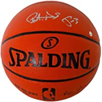 $149 » Patrick Ewing New York Knicks Signed Autograph NBA Game Basketball Steiner Sports Certified
