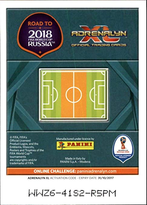 Bra11-Renato Augusto-Team Mates-PANINI ADRENALYN ROAD TO WORLD CUP 2018