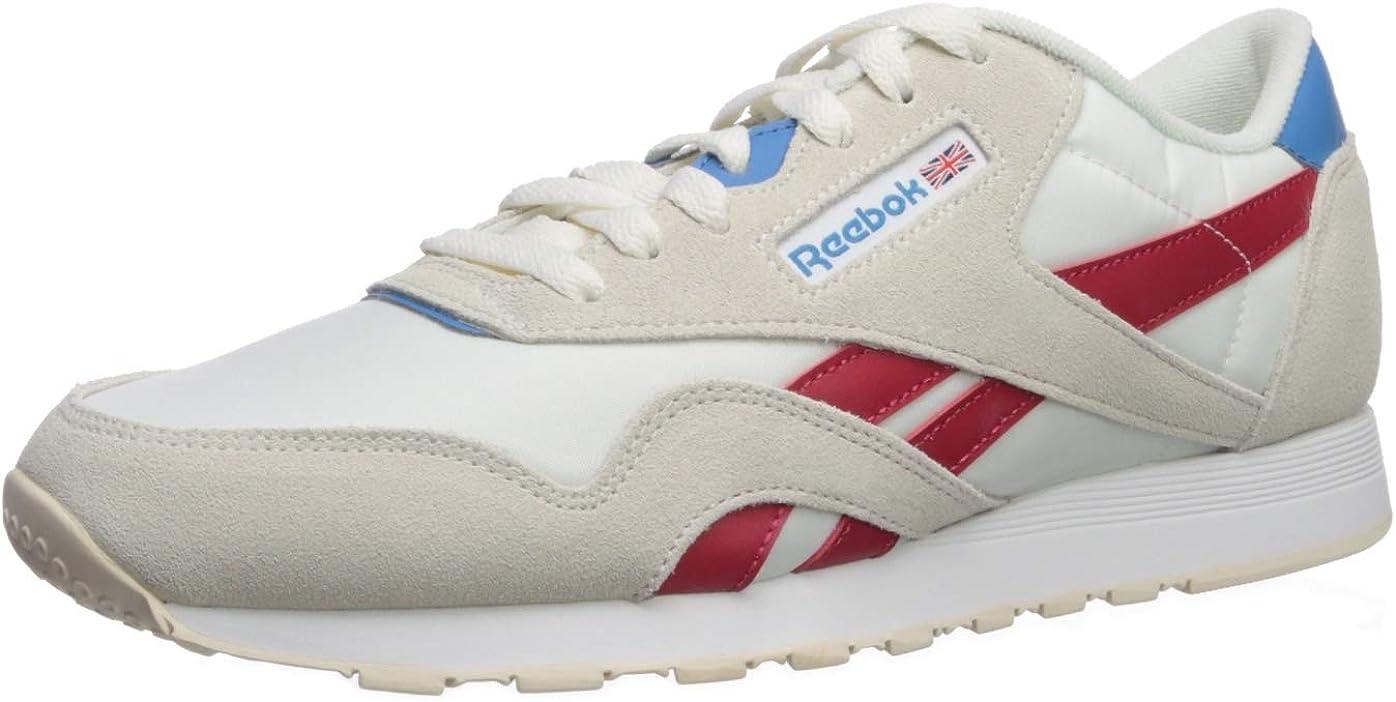 reebok men's classic nylon color shoes