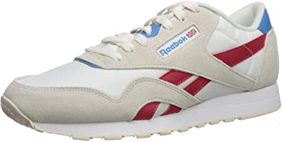 Reebok Men/'s Classic Nylon Color Shoes