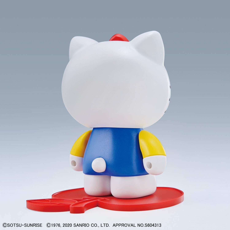 Sanrio Hello Kitty // RX-78-2 GUNDAM SD EX-STANDARD Imported SHIPPED FAST!