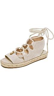 8f6531a00c87 MICHAEL Michael Kors Women s McKenna Lace Up Sandals